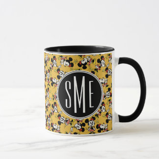 Main Mickey Shorts | Minnie Mouse Monogram Mug