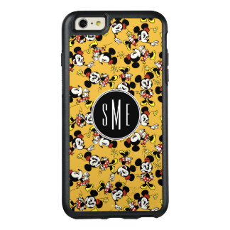 Main Mickey Shorts | Minnie Mouse Monogram OtterBox iPhone 6/6s Plus Case