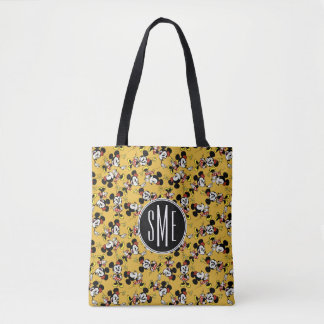 Main Mickey Shorts | Minnie Mouse Monogram Tote Bag