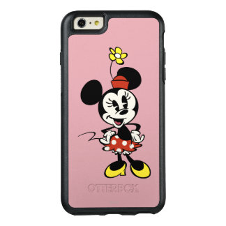 Main Mickey Shorts | Minnie Mouse OtterBox iPhone 6/6s Plus Case
