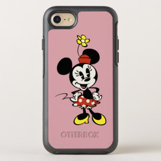 Main Mickey Shorts | Minnie Mouse OtterBox Symmetry iPhone 7 Case