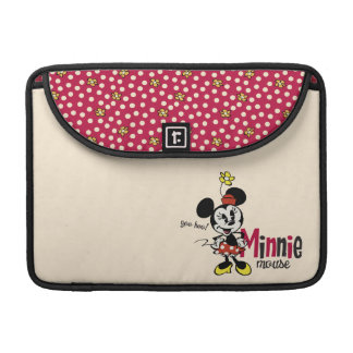 Main Mickey Shorts | Minnie Mouse Sweet Sleeves For MacBook Pro