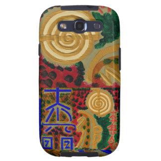 Main ReikiHealingArt Symbol Galaxy S3 Cover
