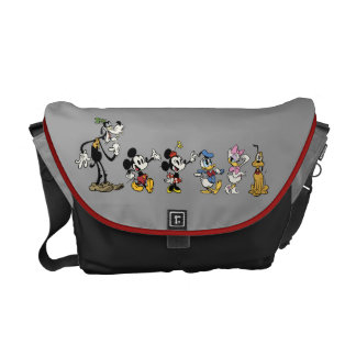 Main Shorts | Mickey & Friends Courier Bag