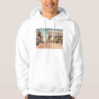 Main St., Little Rock, Arkansas Vintage Hoodie