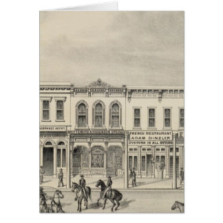Main St Woodland 2 Card