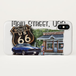 Main Street Camaro Case-Mate iPhone Case