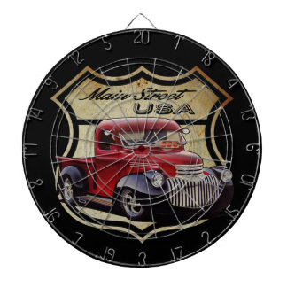 Main Street Rod Dartboard