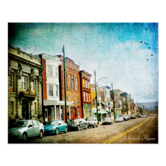 Main Street USA Poster