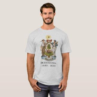 Maine 200th Anniversary Bicentennial T-Shirt
