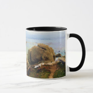 Maine at Peace Coffee Mug