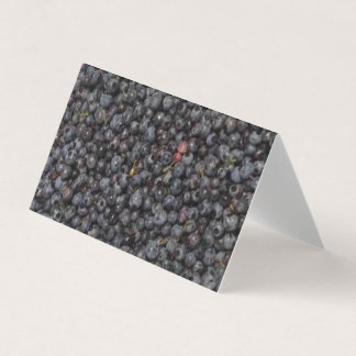 Maine Blueberries Card