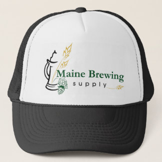 Maine Brewing Supply - logo trucker hat