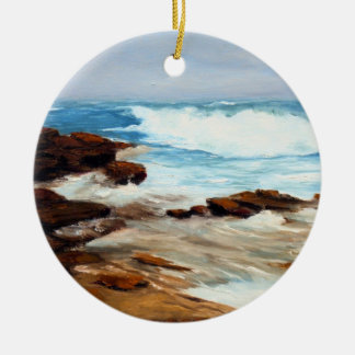 Maine Coast Ornament