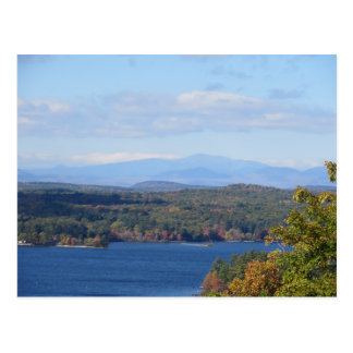 Maine Colors Postcard