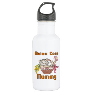 Maine Coon Cat Mom 532 Ml Water Bottle