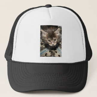 Maine Coon seal Trucker Hat