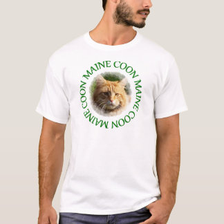 maine coon T-Shirt