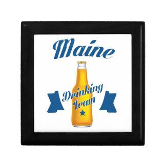 Maine Drinking team Gift Box