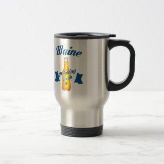Maine Drinking team Travel Mug