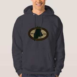 Maine Est. 1820 Hoodie