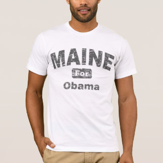 Maine for Barack Obama T-Shirt