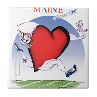 maine head heart, tony fernandes tile