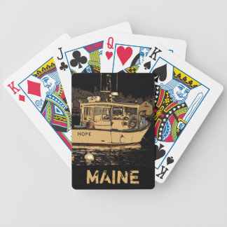 MAINE - HOPE BICYCLE PLAYING CARDS