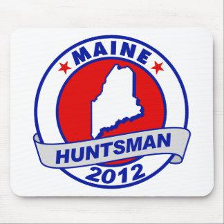 Maine Jon Huntsman Mouse Pad