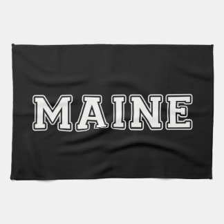 Maine Kitchen Towel