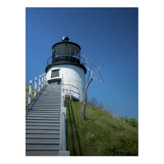 Maine Lighthouse 19 Postcard