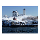 Maine Lighthouse 4 Postcard