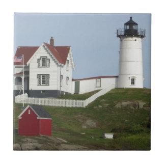 Maine Lighthouse Ceramic Tiles