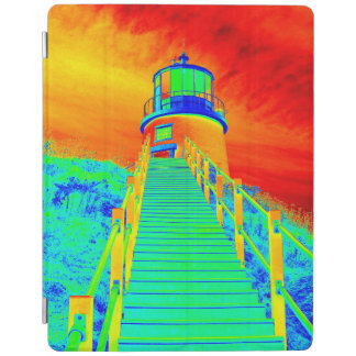 Maine Lighthouse on a  iPad Pro 10.5 cover iPad Cover