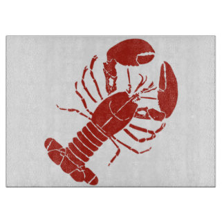Maine Lobster Cutting Board