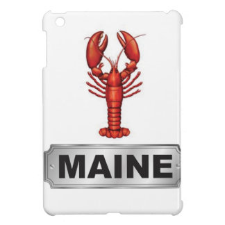 Maine lobster iPad mini case