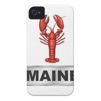 Maine lobster iPhone 4 cover