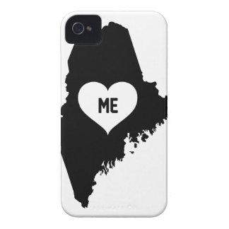 Maine Love iPhone 4 Case-Mate Case