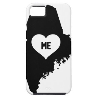 Maine Love iPhone 5 Covers