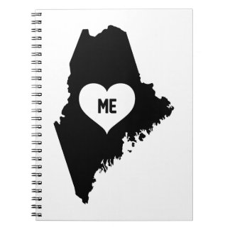 Maine Love Notebooks