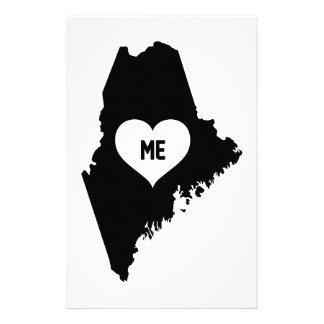 Maine Love Stationery