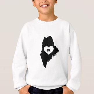 Maine Love Sweatshirt