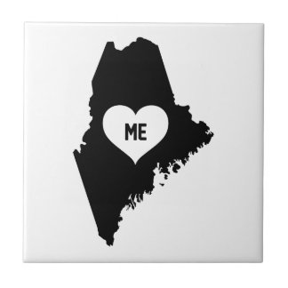 Maine Love Tile