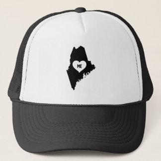 Maine Love Trucker Hat