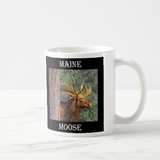 Maine Moose Coffee Mug
