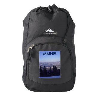 Maine Mountains Backpack