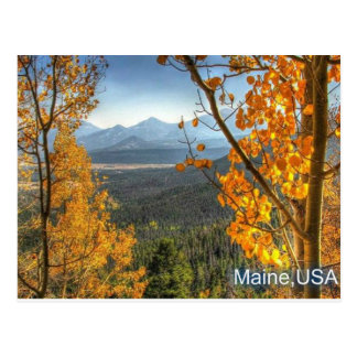 Maine Postcards