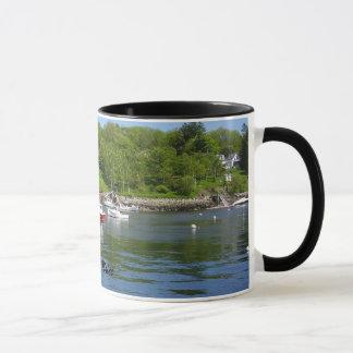 Maine Rockport Harbor Mug