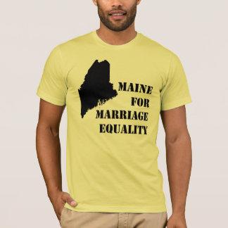 Maine Same-Sex Marriage T-Shirt
