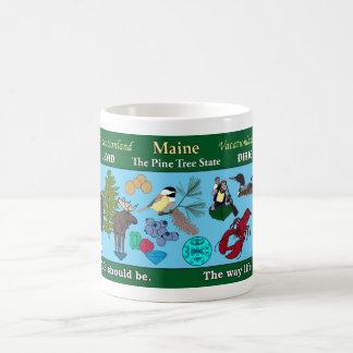 Maine State Commemorative Mug